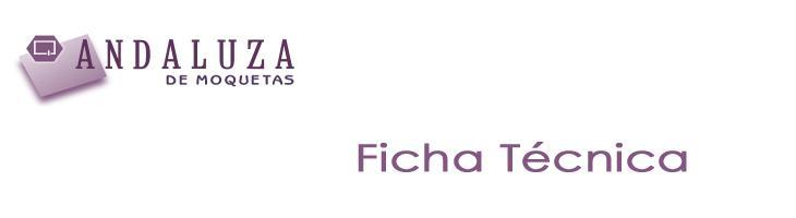 Ficha técnica de moquetas para eventos - Andaluza de Moquetas