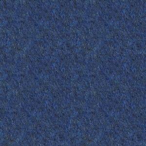 Moqueta ferial para eventos color azul melier